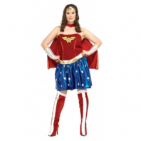 Wonder Woman Superhero Costume (FC)